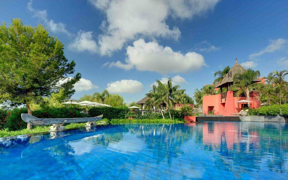 Barcel asia gardens hotel thai spa a design boutique - Hotel benidorm asia garden ...