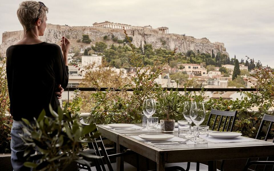 The Zillers Boutique Hotel, Athens (17)