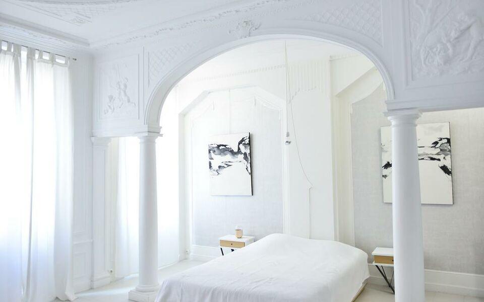 L 39 appartement a design boutique hotel marseille france for Boutique hotel marseille
