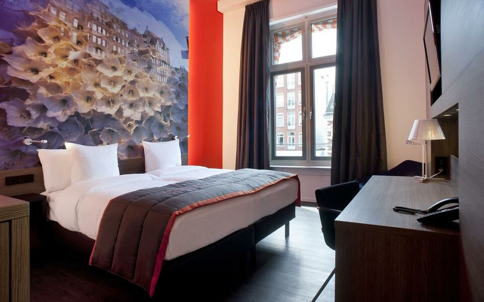 Hampshire Hotel - The Manor Amsterdam, Amsterdam (6)