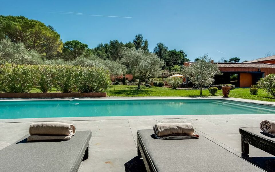 Villa with Pool near Aix-en-Provence, Aix en Provence (6)