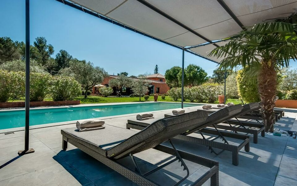 Villa with Pool near Aix-en-Provence, Aix en Provence (1)