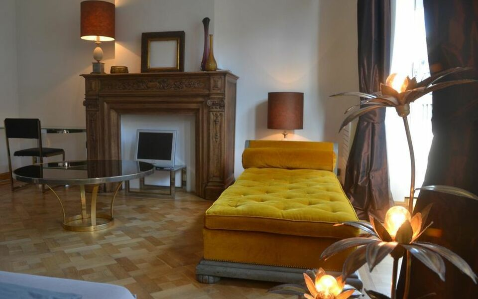 B b quatre20cinq a design boutique hotel antwerp belgium for Design hotel antwerpen