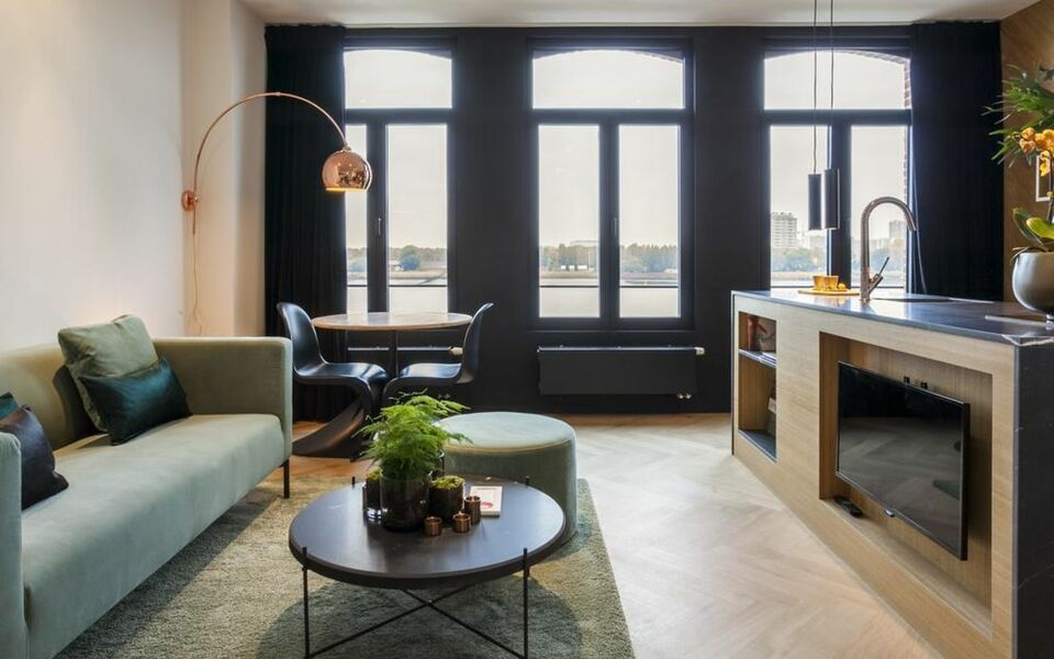 Kaai11 Cityflats & Rooms, Antwerp (2)