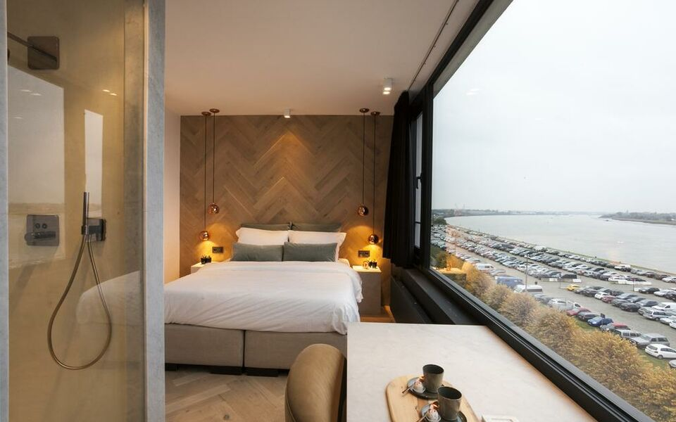 Kaai11 Cityflats & Rooms, Antwerp (4)