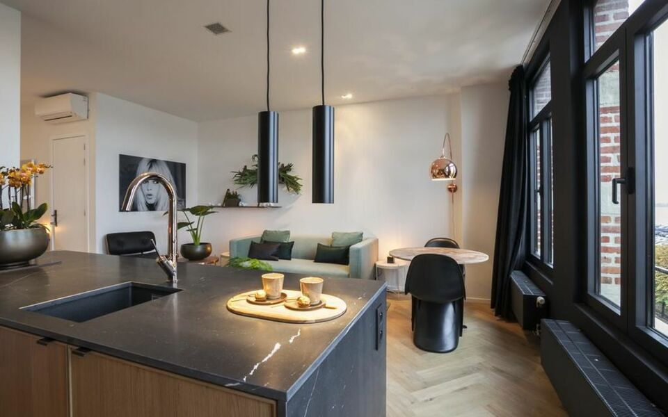 Kaai11 Cityflats & Rooms, Antwerp (6)