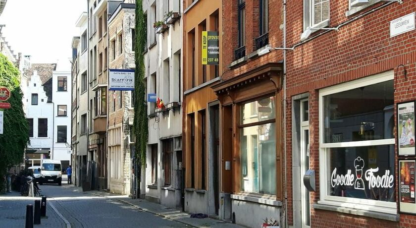 Zalig in antwerpen a design boutique hotel antwerp belgium for Design hotel antwerpen