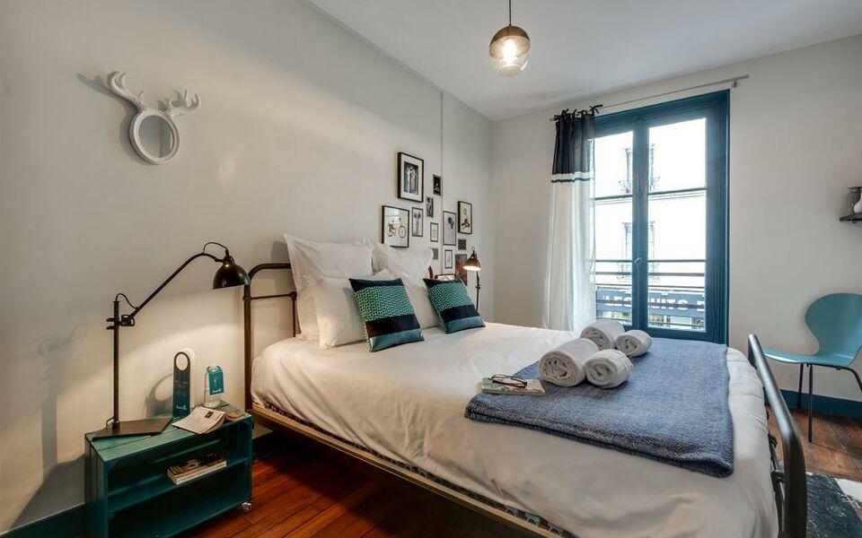 Rue roquette a design boutique hotel paris france for Hotel rue de la roquette