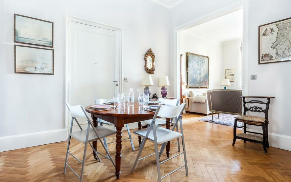 Private apartements trocadero paris france my for Boutique hotel paris 16
