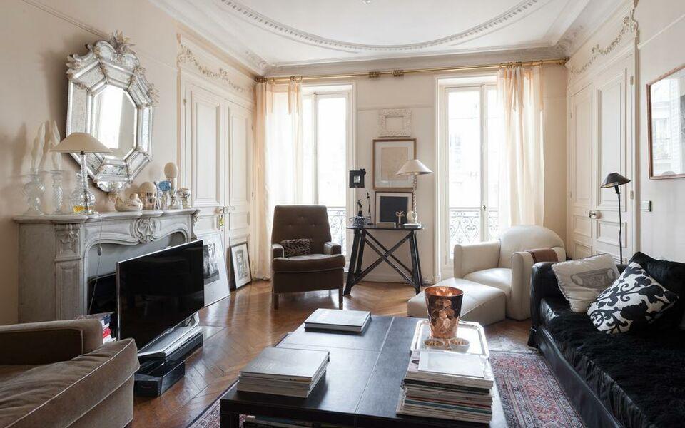 paris vieux historique appartment - photo #17
