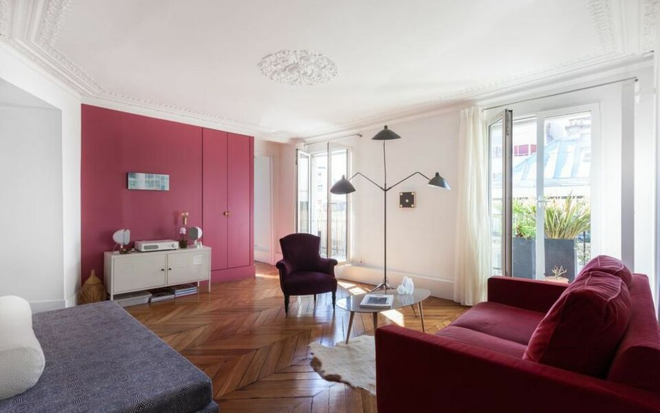 Montmarte-South Pigalle private homes II, Paris (12)