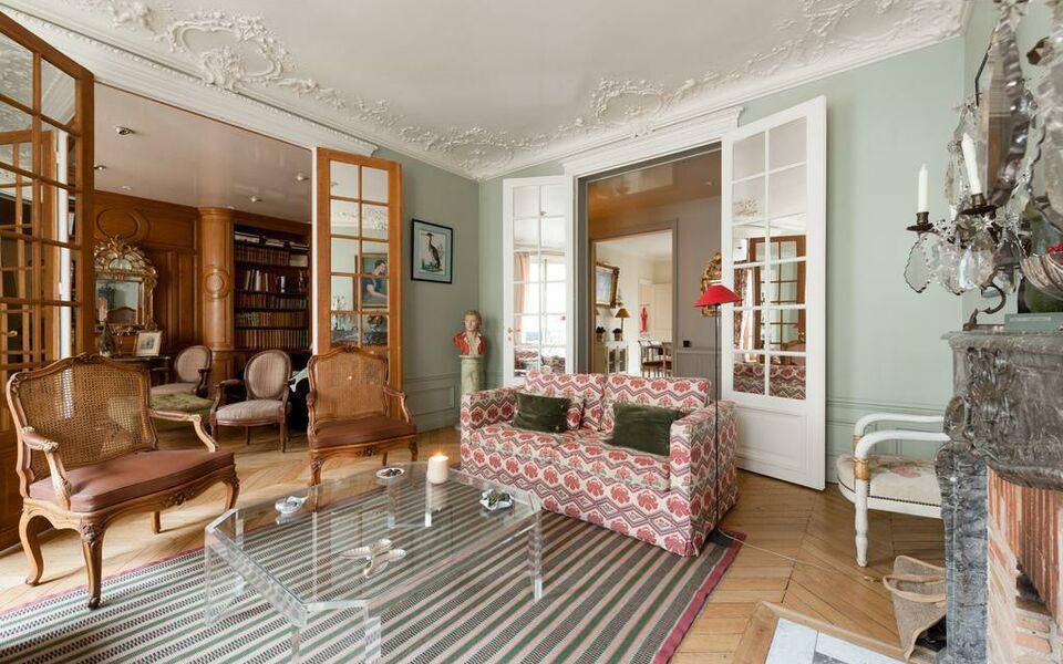 my private home rue spontini paris france my boutique hotel. Black Bedroom Furniture Sets. Home Design Ideas