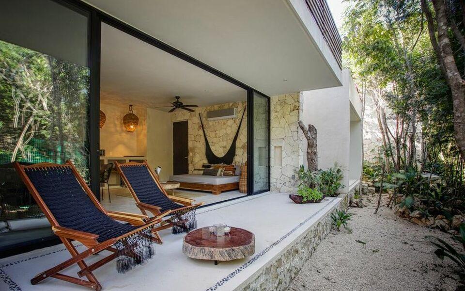 una vida a design boutique hotel tulum mexico