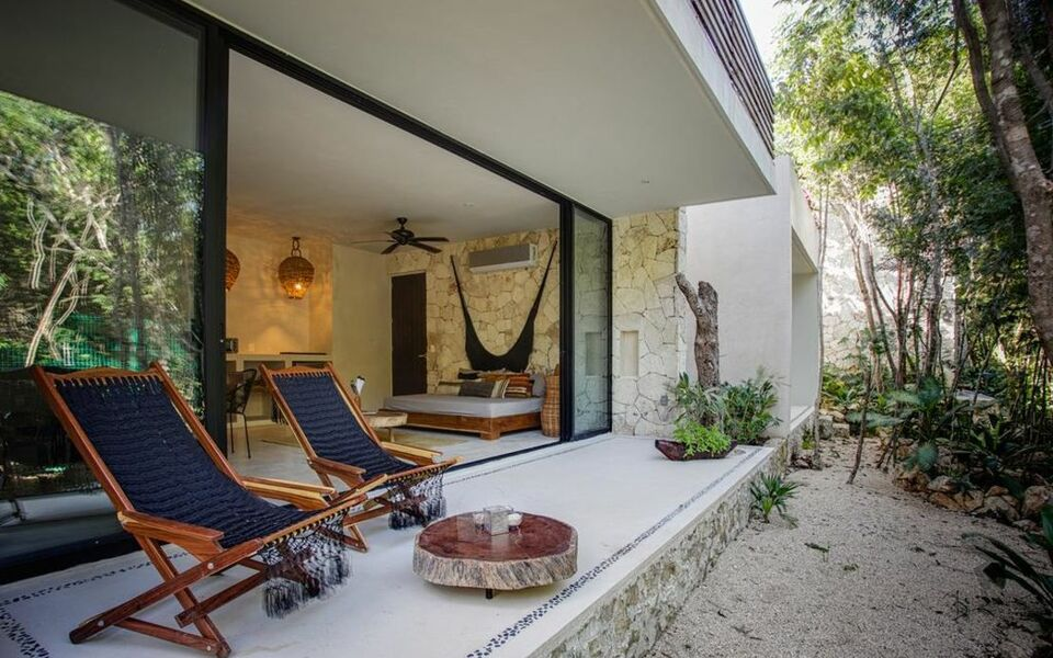 Una vida a design boutique hotel tulum mexico for Design hotel tulum