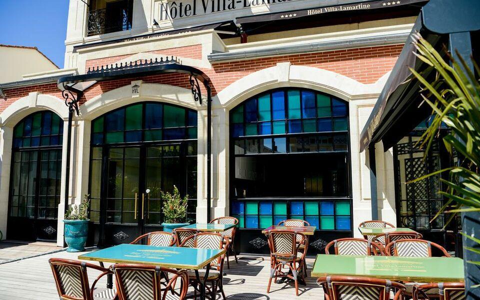 H tel villa lamartine a design boutique hotel arcachon for Design hotels south of france