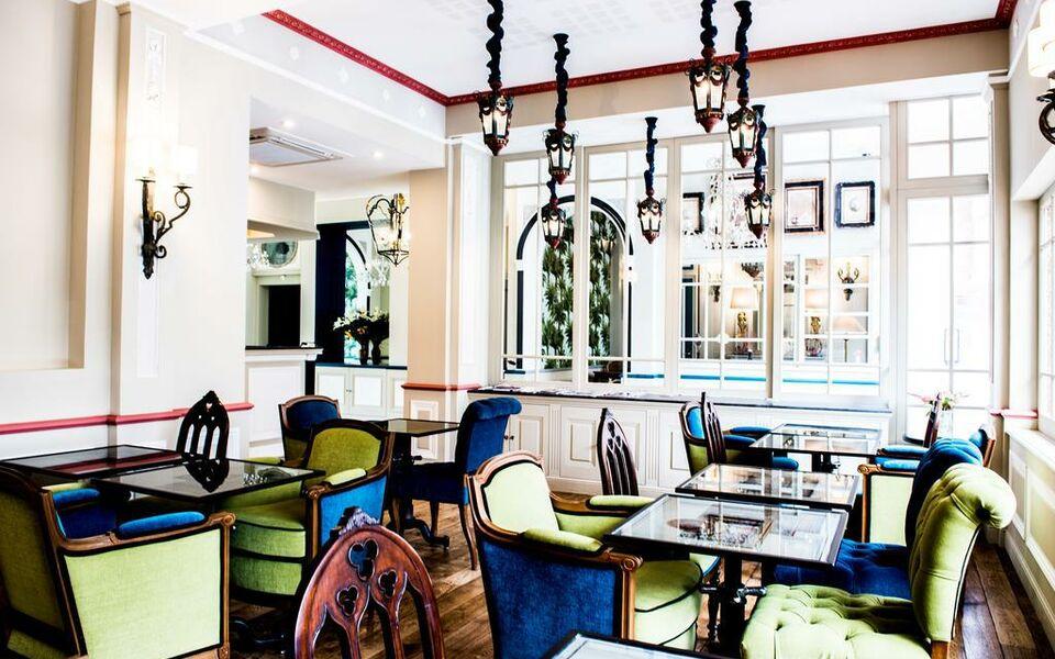 H tel villa lamartine a design boutique hotel arcachon for Hotel design arcachon