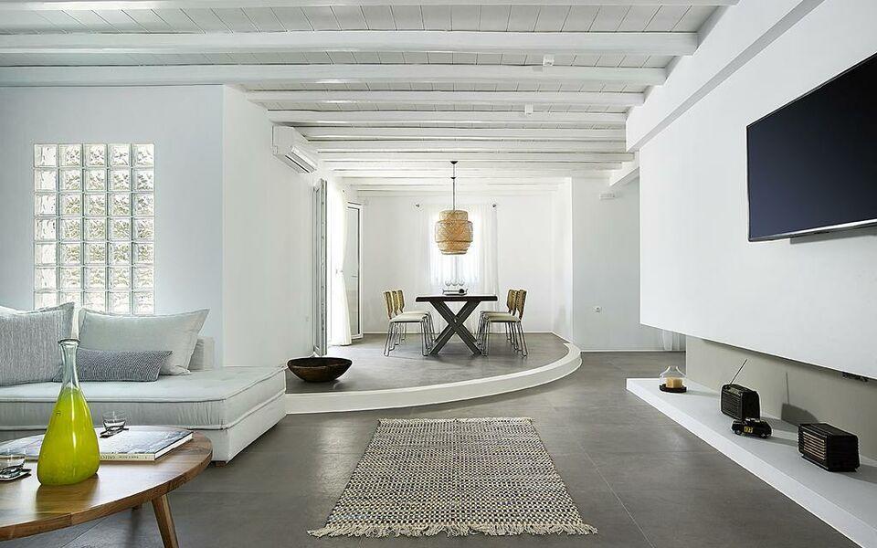 Villa vipera a design boutique hotel milos greece for Boutique hotel milos