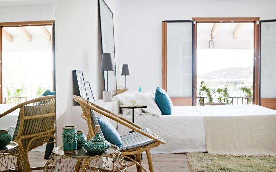 105 suites a design boutique hotel ibiza spain for Design boutique hotels ibiza