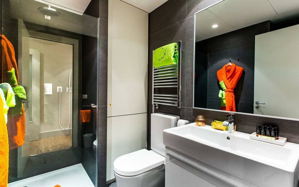 Room photo 11013697 from Gracia Apartments Hotel in Funtana