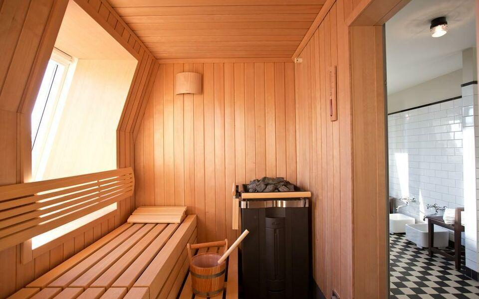 Henri Hotel Hamburg Sauna