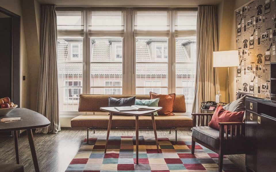 Henri Hotel Hamburg Reviews
