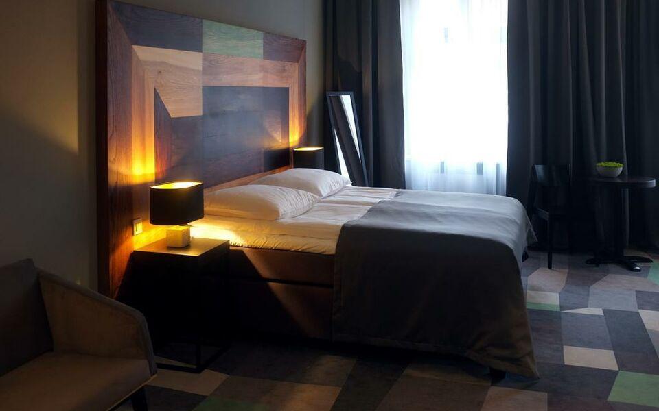 Dada boutique home hotel a design boutique hotel krak w for Design hotel krakow