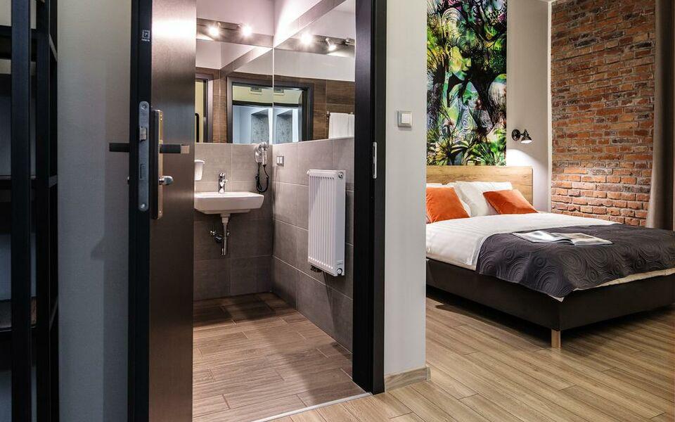 Art garden residence a design boutique hotel krak w poland for Design hotel krakow