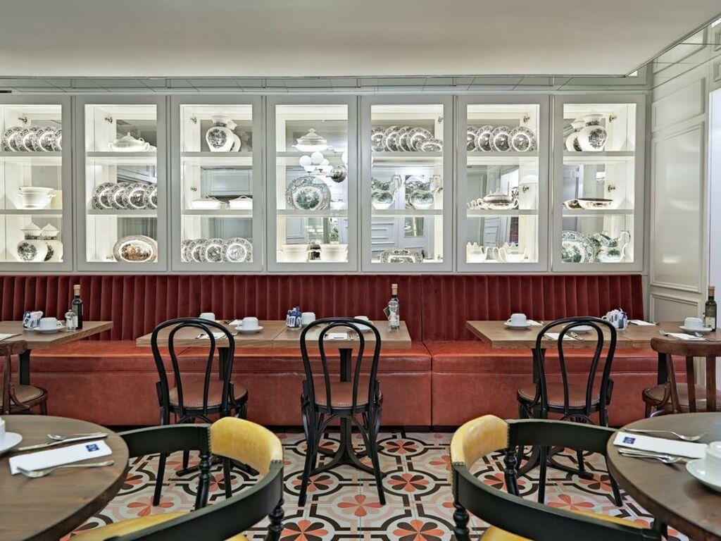 Boutique Hotel H10 Villa De La Reina Madrid Spanien
