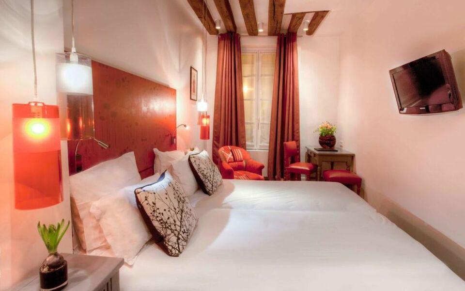 H tel s vres saint germain a design boutique hotel paris for Hotel saint germain paris