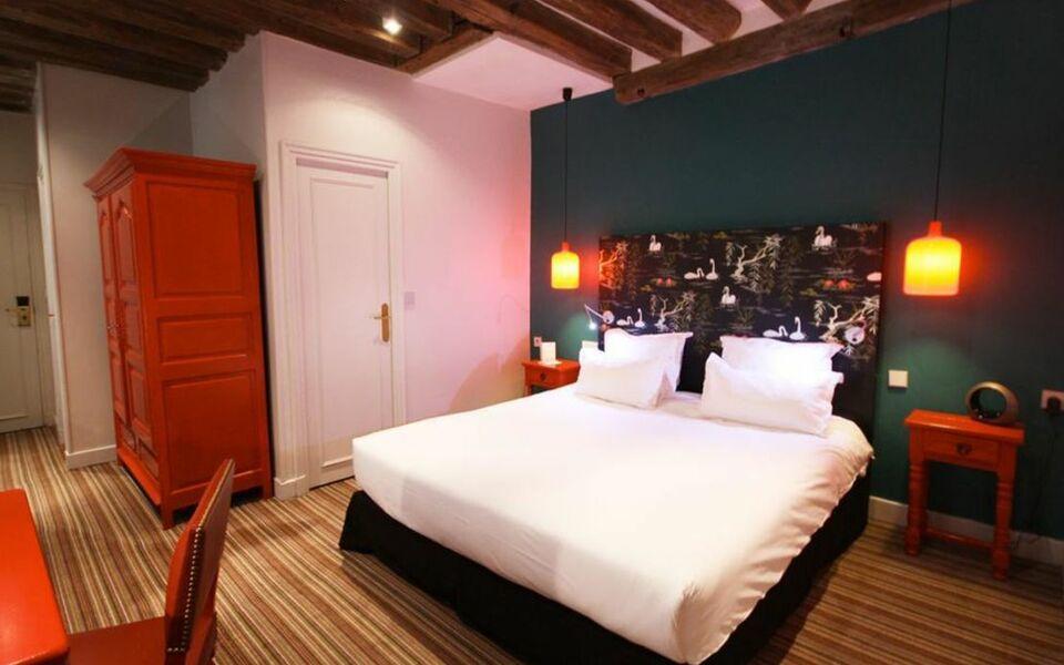 H tel s vres saint germain a design boutique hotel paris for Boutique hotel paris 8eme