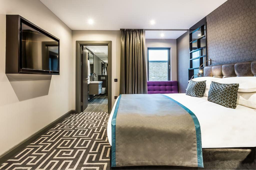 Hoxton Hotel Family Room
