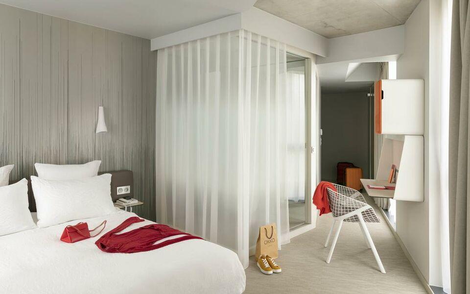 Okko hotels paris porte de versailles paris france my - Hotel paris pas cher porte de versailles ...