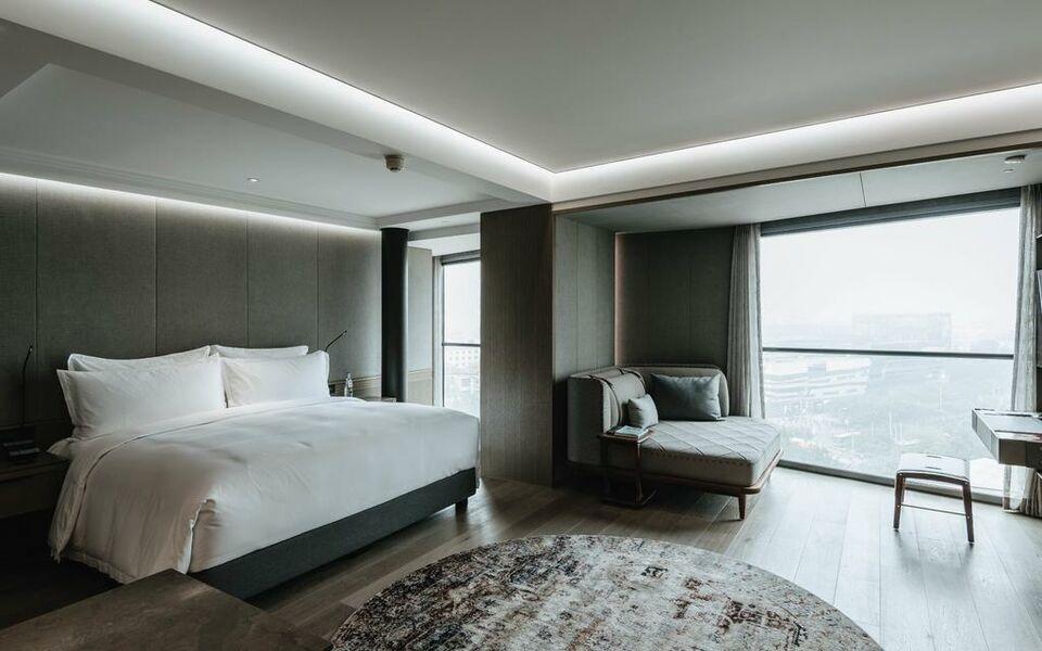 Chao sanlitun beijing a design boutique hotel beijing china for Ma boutique hotel