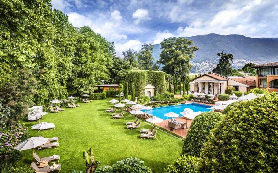 Giardino ascona a design boutique hotel ascona switzerland for Design kinderhotel