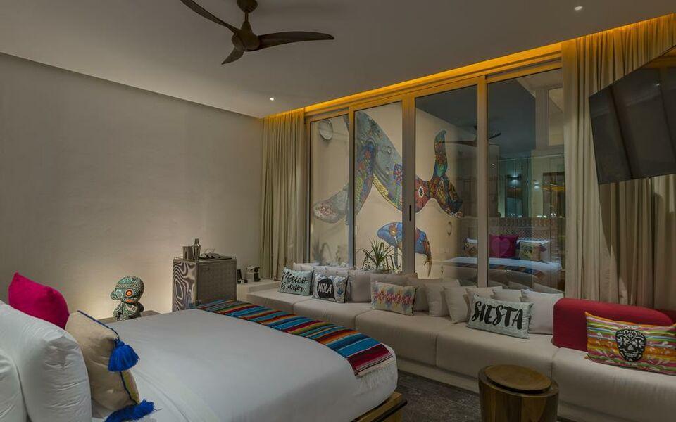 w punta de mita a design boutique hotel punta de mita mexico