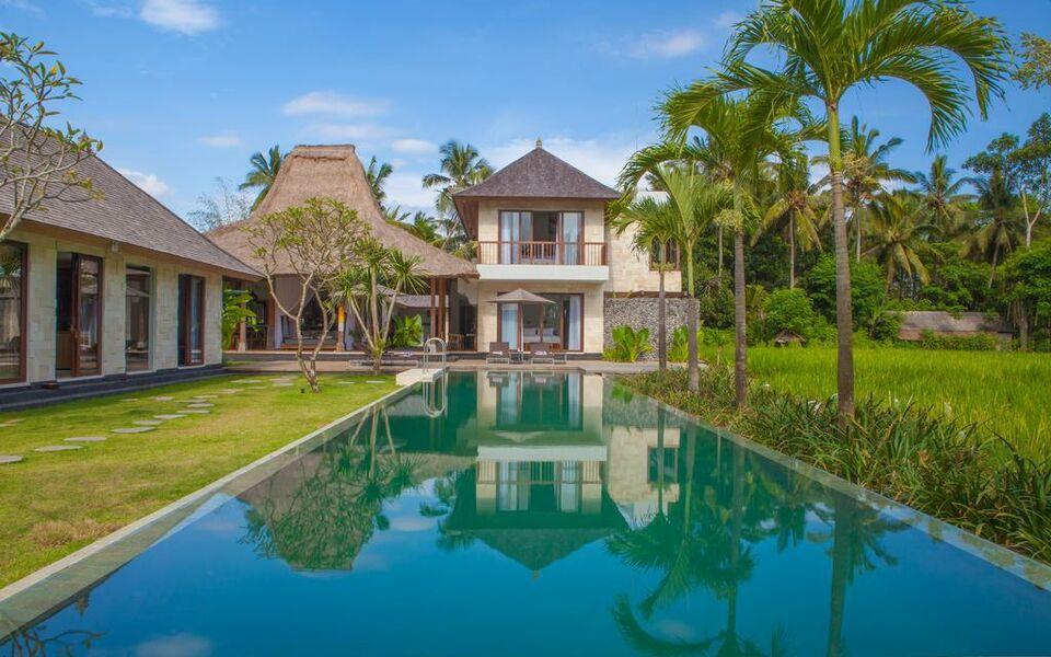 Villa lumia bali a design boutique hotel ubud indonesia for Design boutique hotel ubud