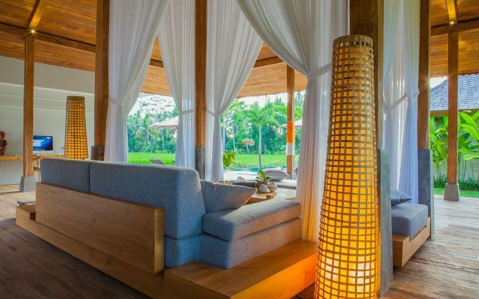 Villa lumia bali a design boutique hotel ubud indonesia for Design hotel ubud