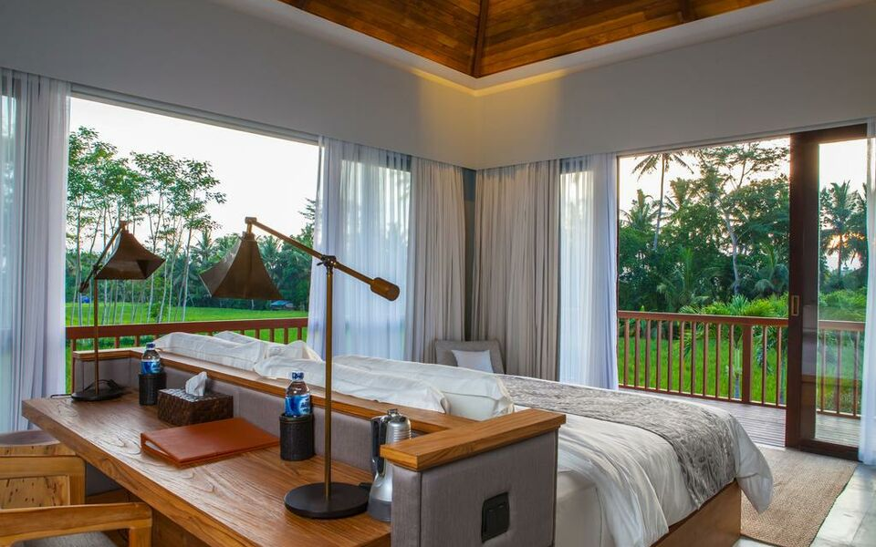 Villa lumia bali a design boutique hotel ubud indonesia for Ubud boutique accommodation