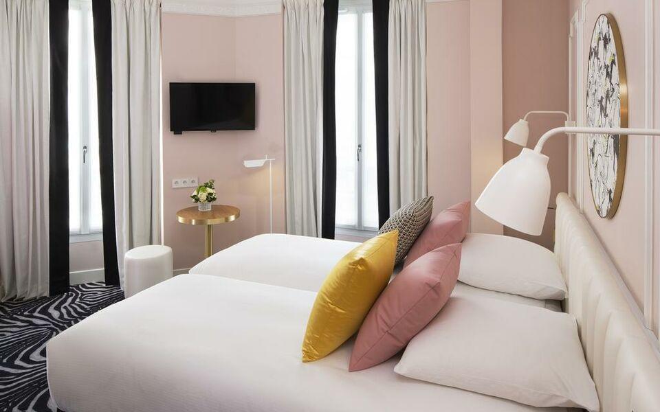 H tel pastel paris a design boutique hotel paris france for Hotel design paris 11