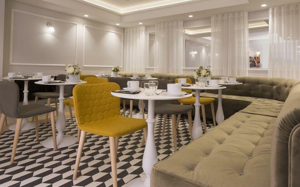 H tel pastel paris a design boutique hotel paris france for Hotel design paris 8