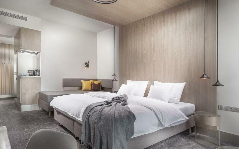 Hotel golf a design boutique hotel prague czech republic for Design hotel praga