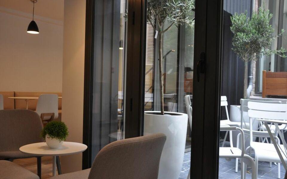 Les 2 villas a design boutique hotel trouville sur mer for Hotel deauville design