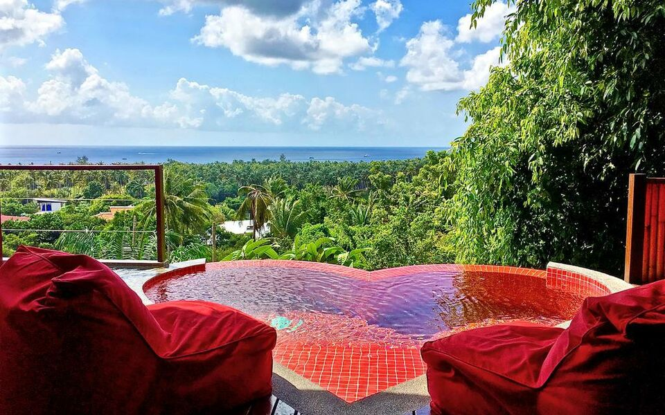 The place luxury boutique villas ko tao tailandia for The boutique place hotel