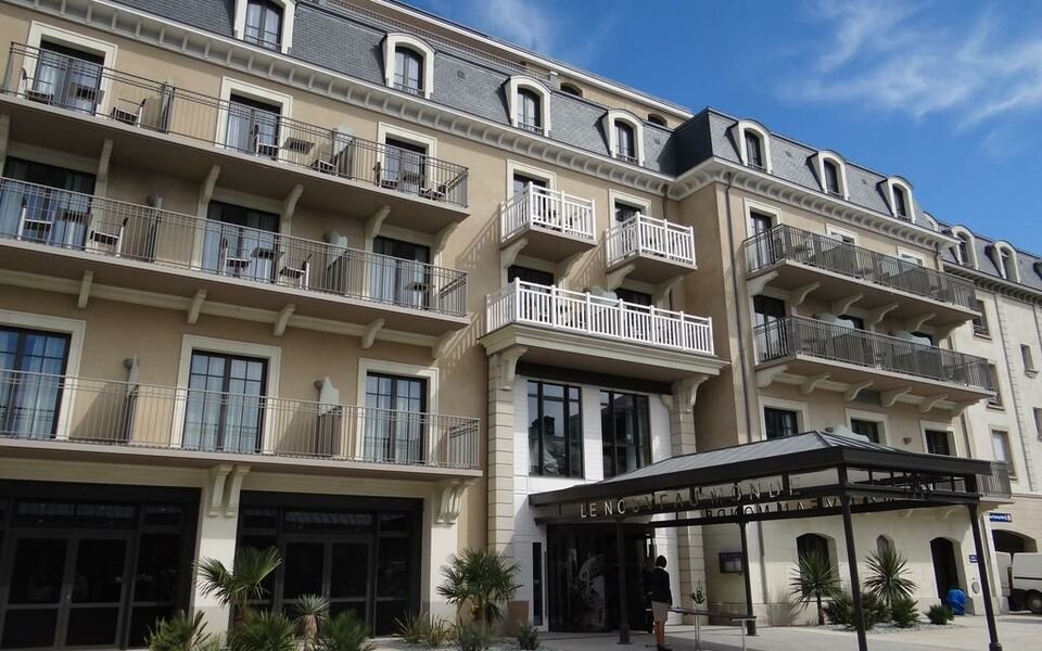Hotel Le Nouveau Monde St Malo