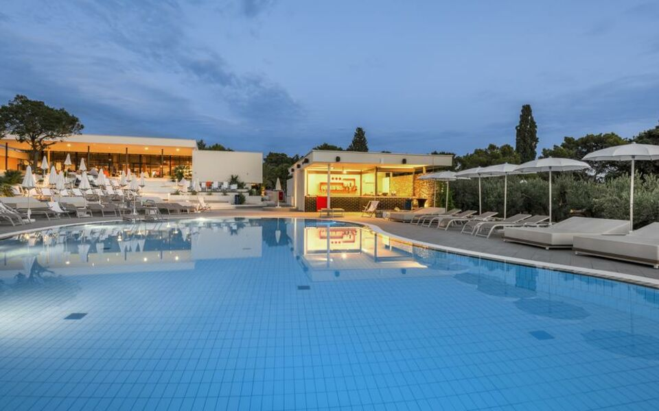 Promo Pharos Hvar Hotel Ulica Dinka Cheap Hotels Hvar Croatia Rob