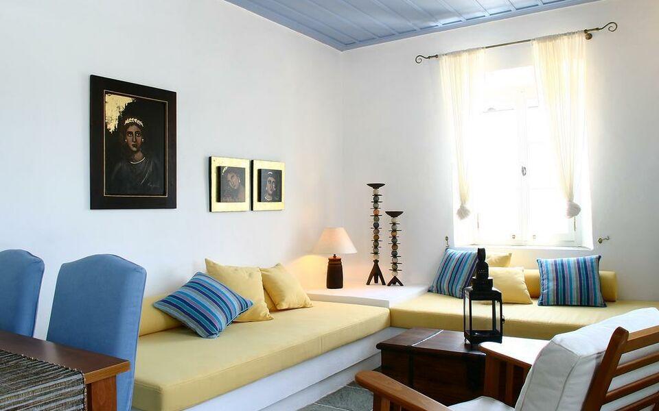 Niriedes hotel sifnos griechenland for Kleine boutique hotels