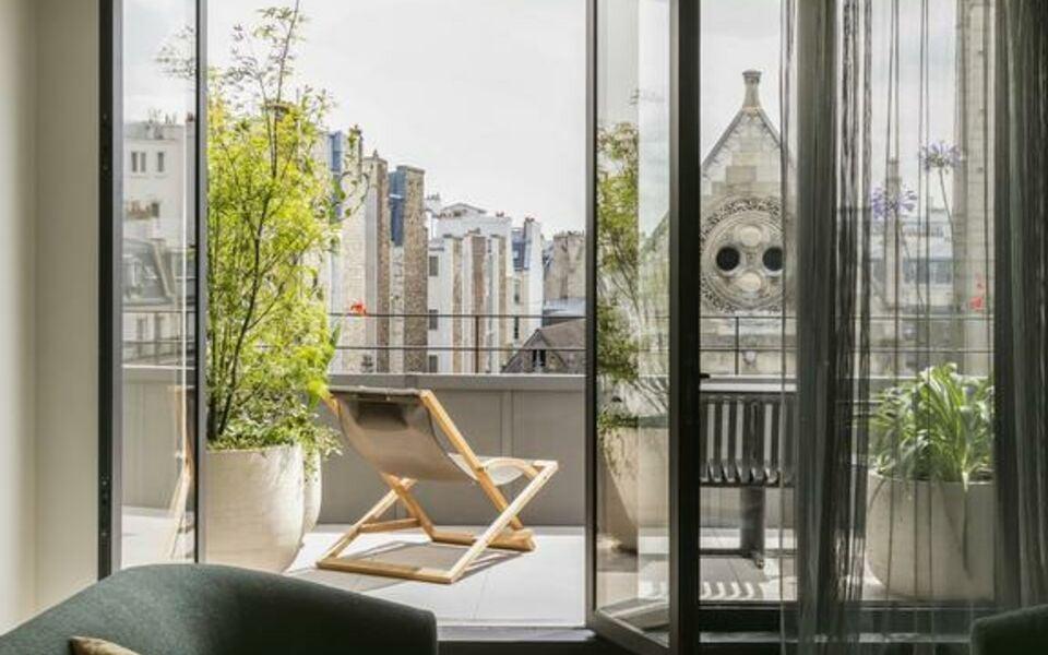 Hotel Paris Rue Montorgueil