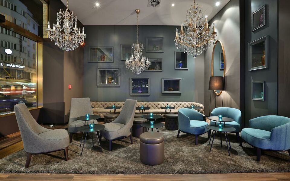 Motel One Prague Prag Tschechische Republik
