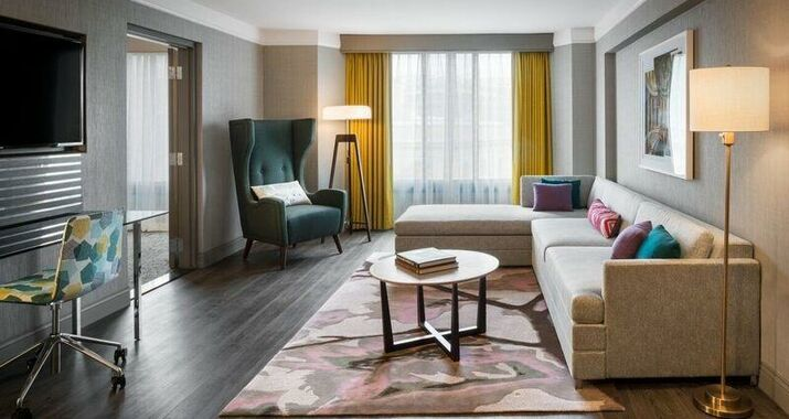 The darcy washington d c curio collection by hilton a for Boutique hotel washington dc