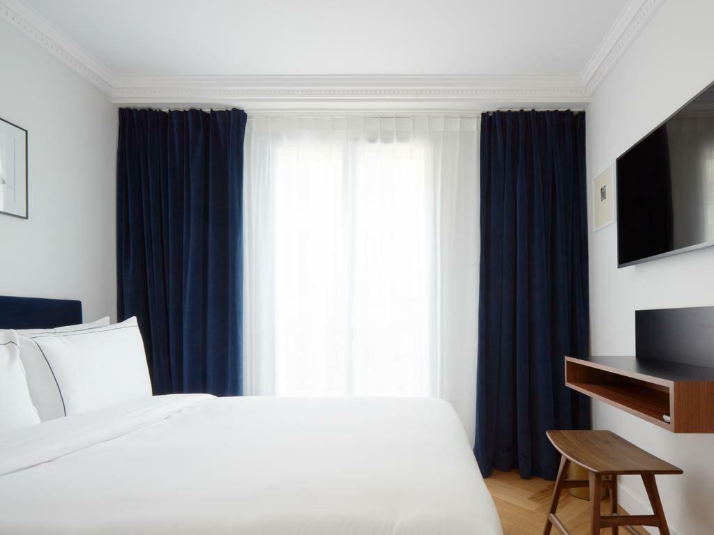 Hotel rendez vous batignolles paris france my boutique for My boutique hotel